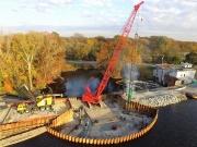 Herns Pond Dam